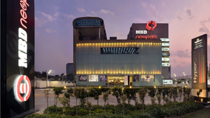 MBD Neopils mall-Ludhiana-exterior