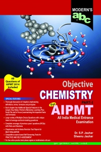 MOD ABC OF OBJECTIVE CHEMISTRY AIPMT P I