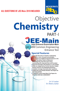 MOD ABC OF OBJECTIVE  CHEMISTRY JEE MAIN P I
