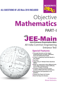 MOD ABC OF OBJECTIVE MATH JEE MAIN P I