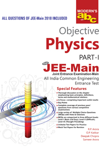 MOD ABC OF OBJECTIVE PHYSICS JEE MAIN P I